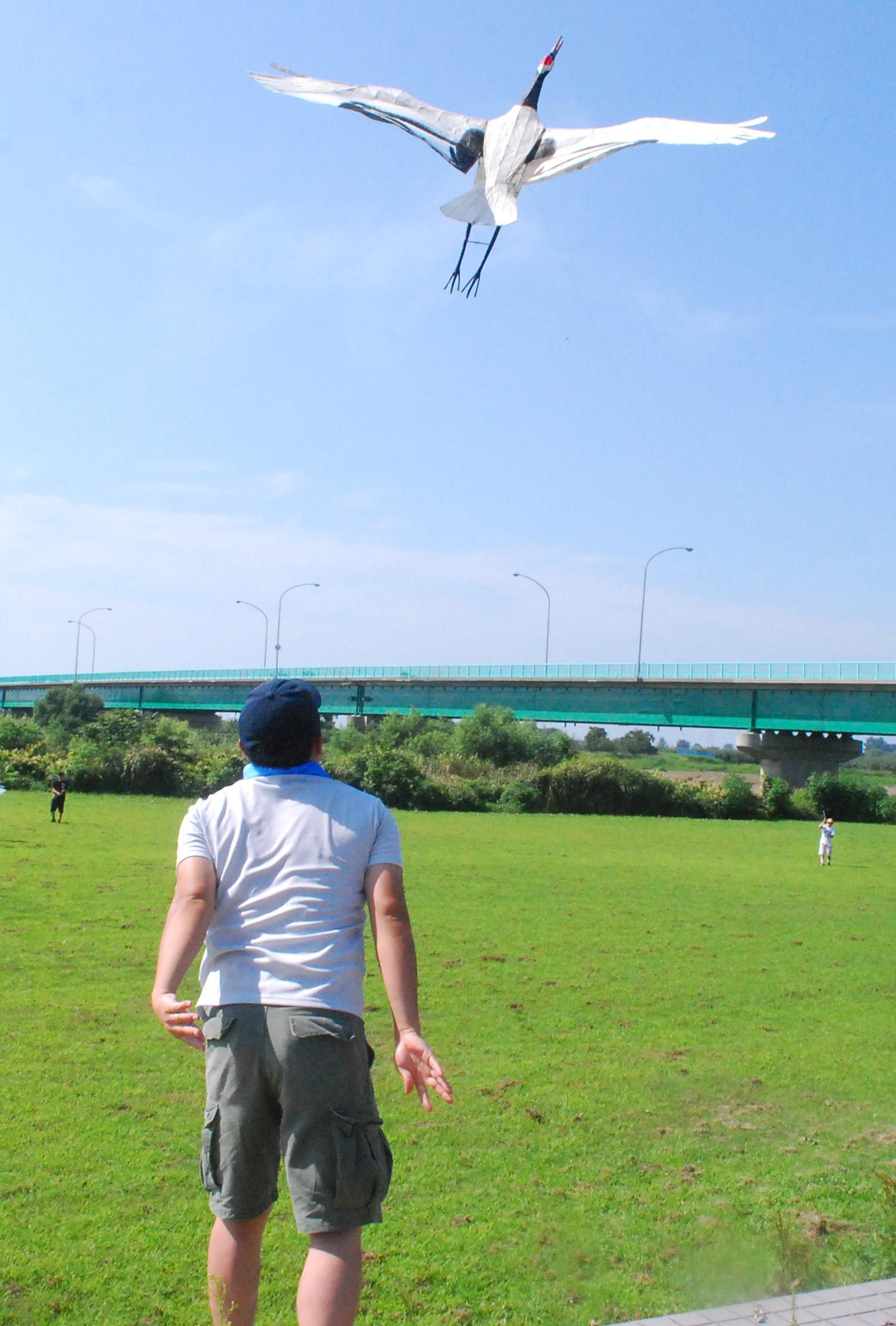 鶴舞風箏大會