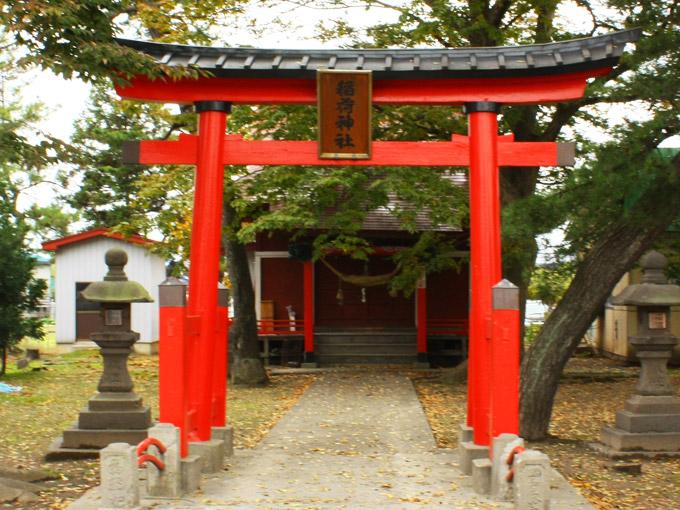 稻荷神社(龜田)