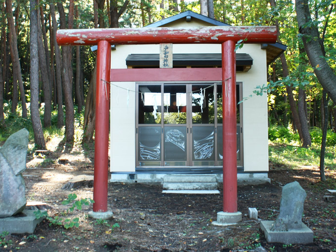 戶和田神社