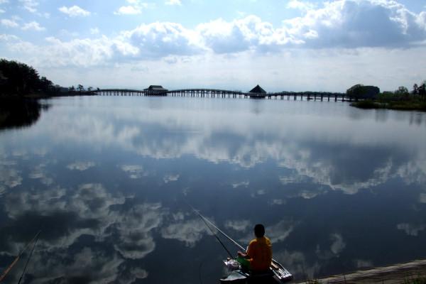 津輕富士見湖