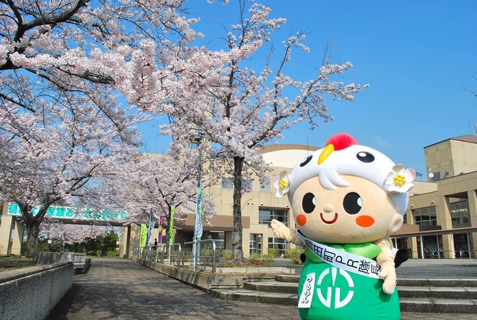 鶴田町的代表吉祥物─鶴田子,也會親臨現場。